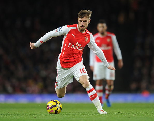 Aaron Ramsey injury Arsenal