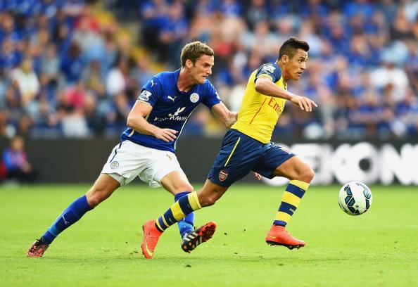 Alexis Leicester