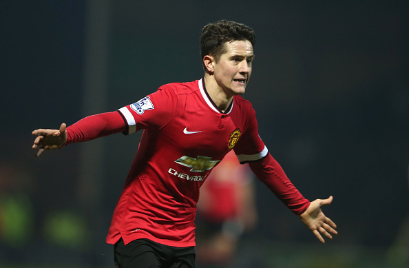 Ander Herrera goal Manchester United