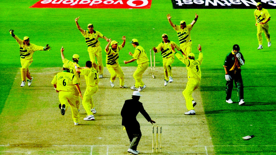 Image result for australia vs south africa 1999 world cup