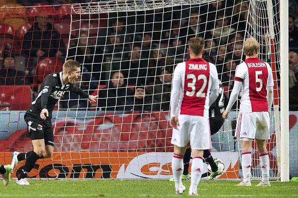 AZ Alkmaar Aron Johannsson goal
