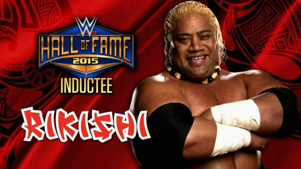 5 things you need to know about WWE Hall of Famer Rikishi