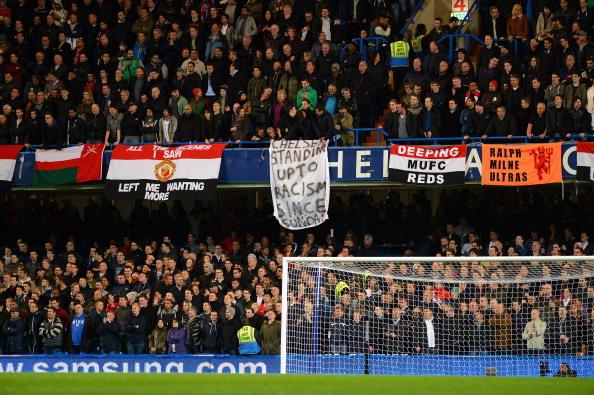 Chelsea racist fans
