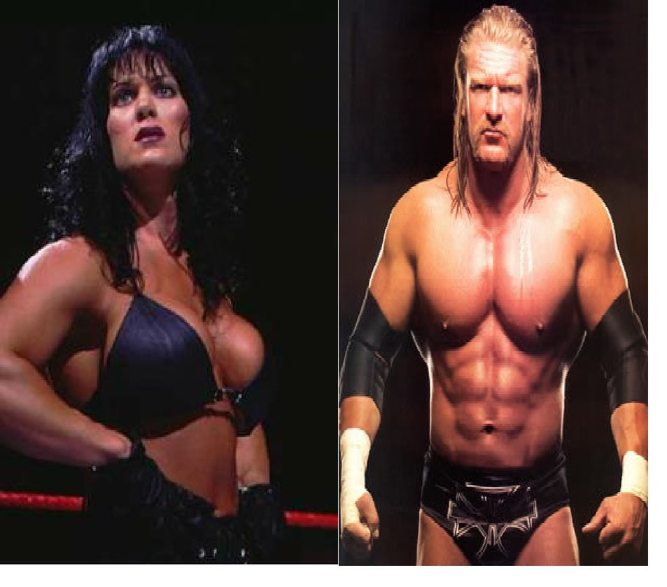 06a56498c Chyna – Triple H   No love lost. During her recent interview with Vince  Russo on his ...