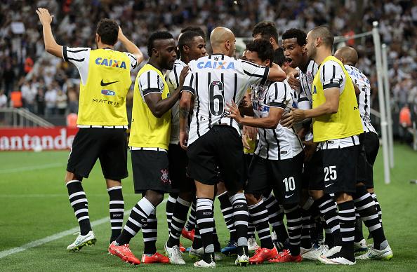 Corinthians beat Sao Paulo