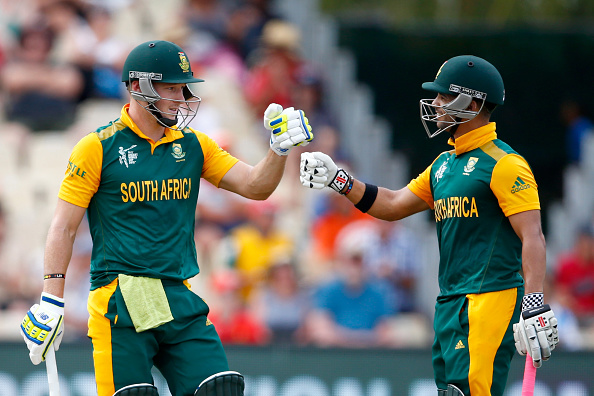 ICC World Cup 2015: David Miller and JP Duminy break 5th-wicket ODI ...