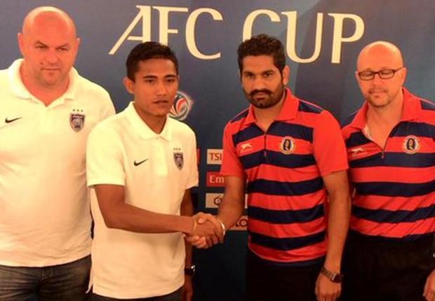 East Bengal vs Johor Darul