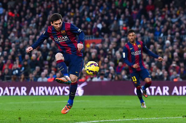 Lionel Messi goal Levante