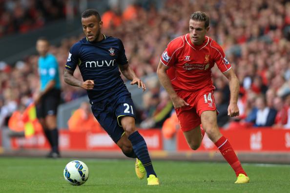 Southampton host Liverpool