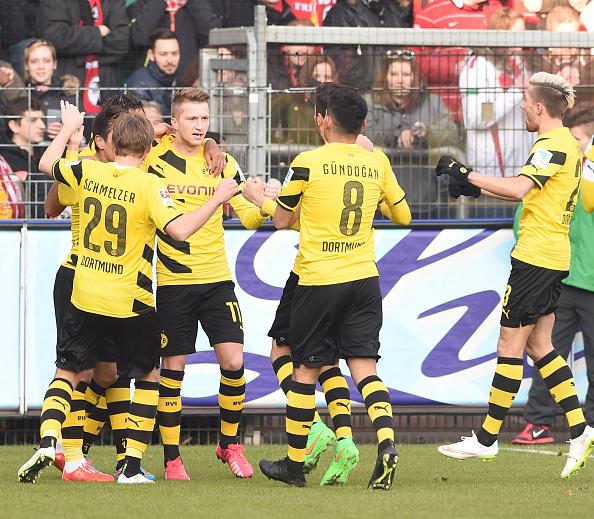 Marco Reus goal Dortmund Freiburg