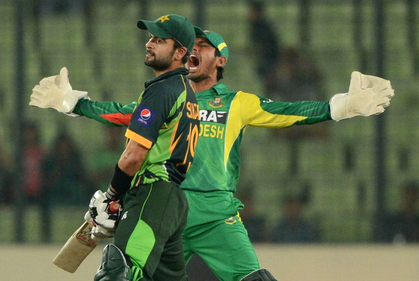 Pakistan Bangladesh Cricket