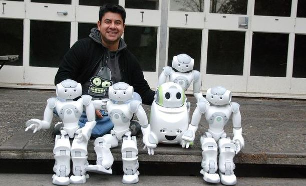 New Zealand robot Ikram predicts Afghanistan to win World Cup