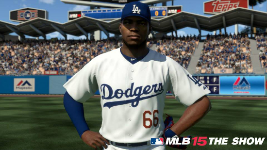 Features of MLB 15: The Show detailed