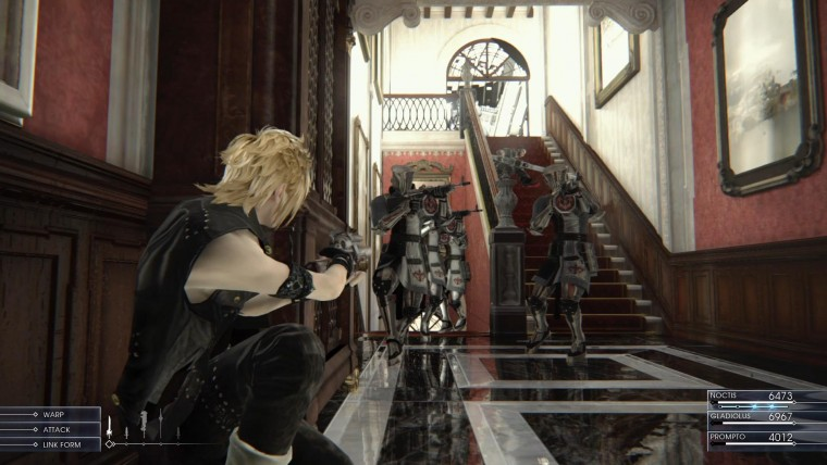 Final Fantasy XV Demo to air on February 20th