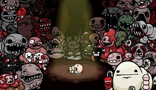 New DLC of Binding of Issac