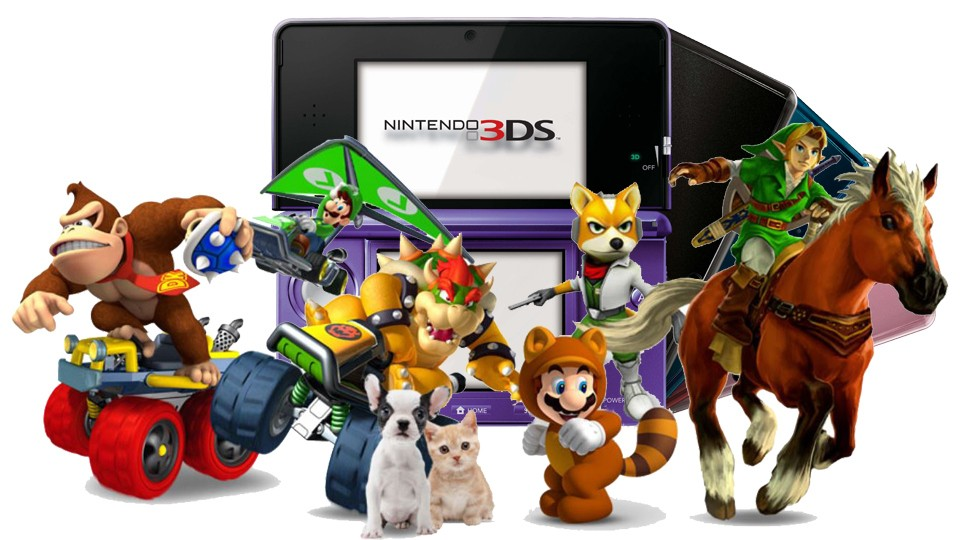 New Nintendo 3DS makes a strong debut during Western Launch week