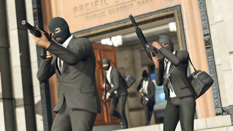 GTA V PC Edition Gets Delayed Again While GTA Online Heists Will Be Starting on March 10th