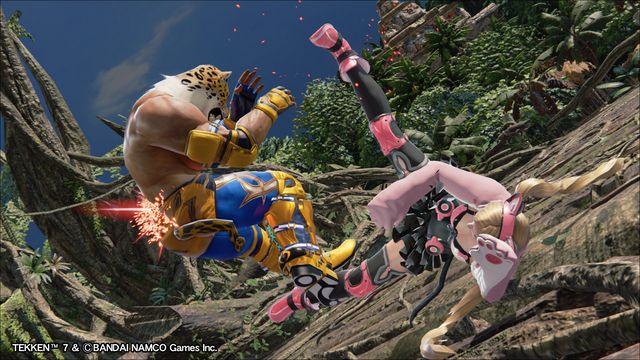 Tekken 7 to get a Graphical Update in the coming month