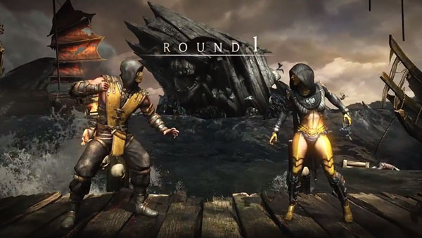 Mortal Kombat X Official Story Trailer Reveals New Characters