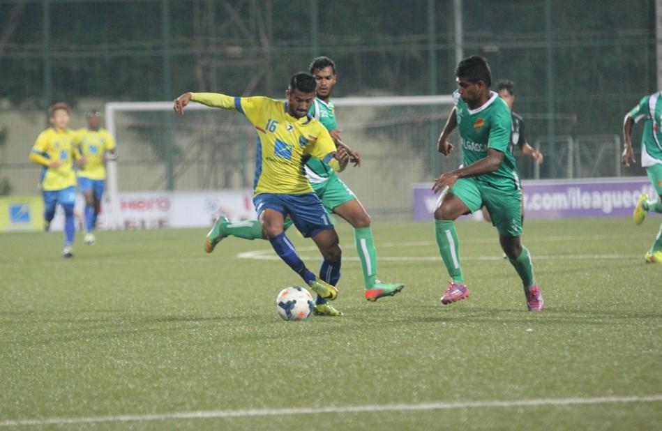 I-League: Mumbai FC register first win; defeat Salgaocar ...