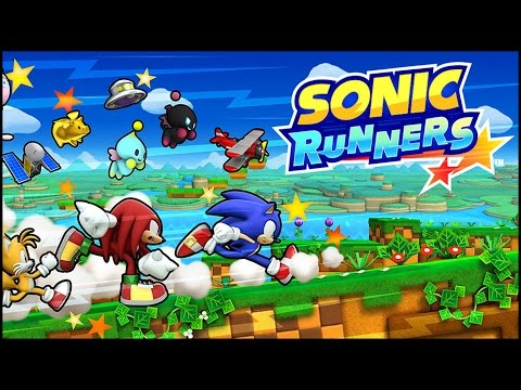 Sonic the Hedgehog's next game, Sonic Runners gets teased by SEGA
