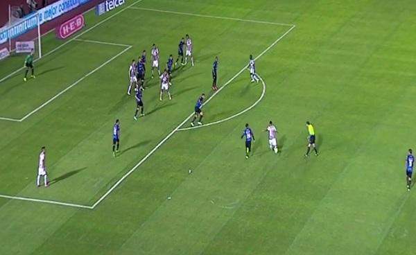 substitute goal 5 seconds