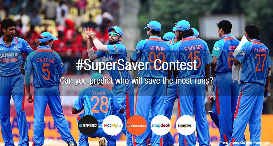 World Cup #SuperSaver Contest by CupoNation