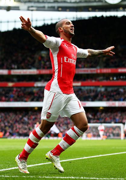 Theo goal