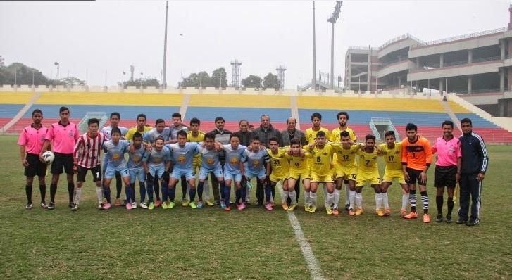 Hindustan FC LoneStar Kashmir FC