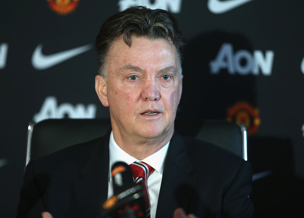 Louis Van Gaal charged by FA for alleged media comments