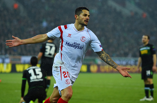 Vitolo goal Sevilla