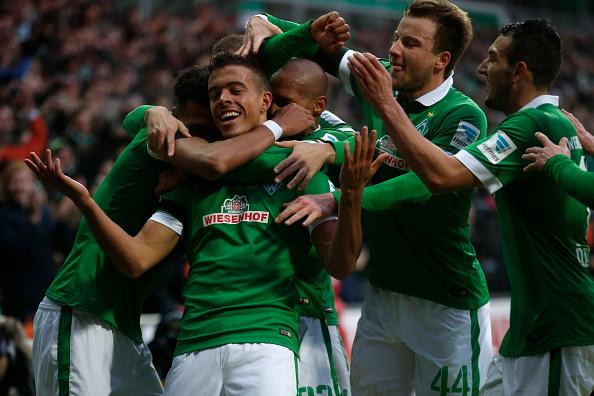 Werder Bremen goal