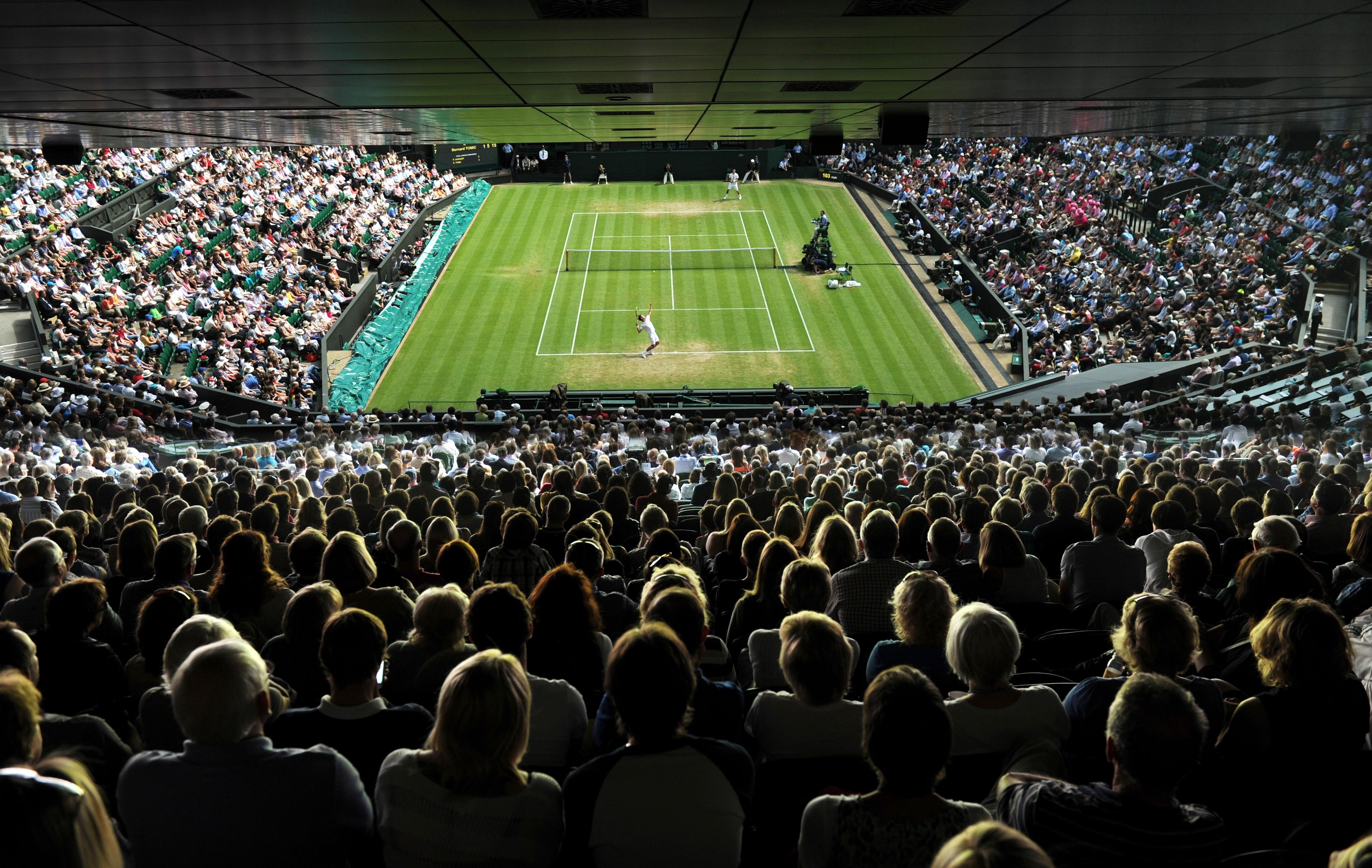 asian youth games_Wimbledon Debenture Tickets and Packages 2015