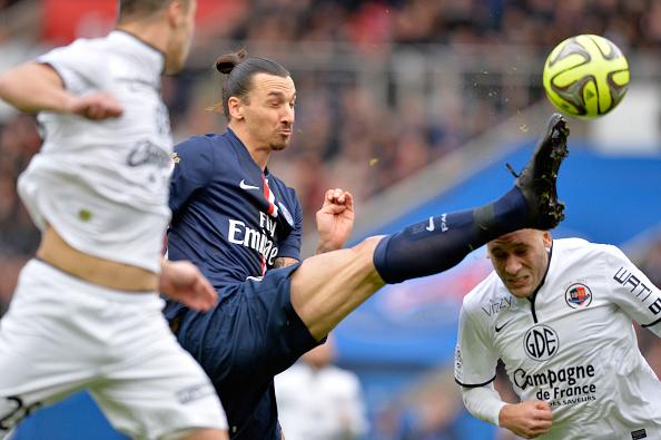 Zlatan Ibrahimovic kung fu kick goal