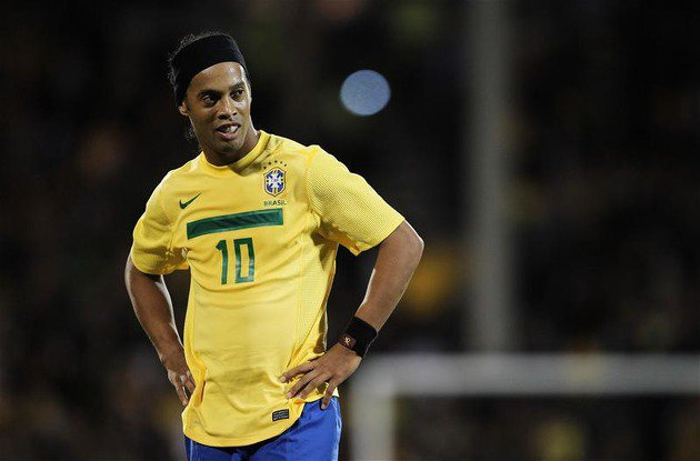 Past vs Present: Ronaldinho vs Neymar - Who is Brazil's ...  Past vs Present...