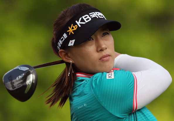 South Korea's Amy Yang Wins Thailand Women's Golf Tournament