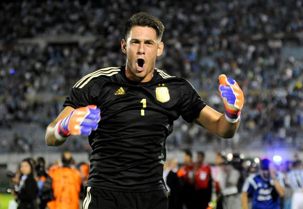 Augusto Batalla Real Madrid