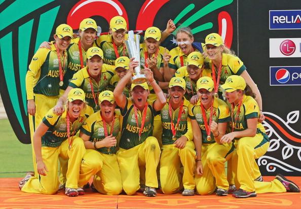 Australian women's cricket team to tour Dubai