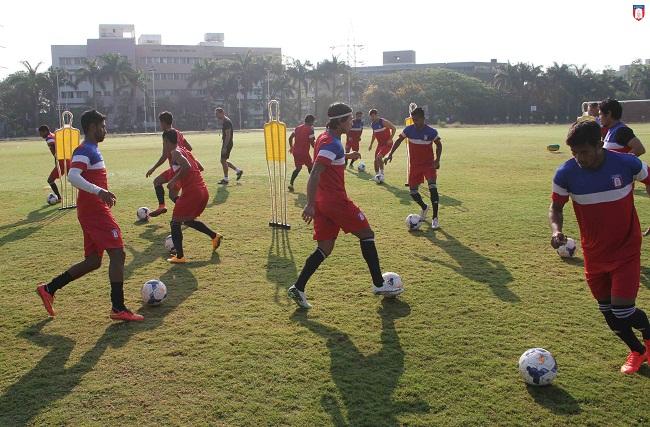 Bharat FC vs Dempo