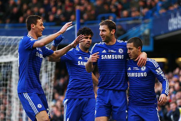 Chelsea EPL title