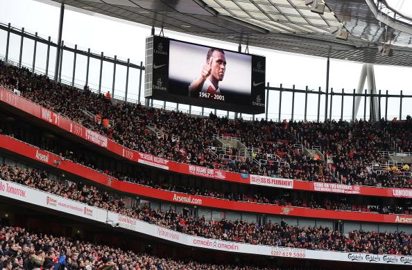 David Rocastle Arsenal 1967-2001