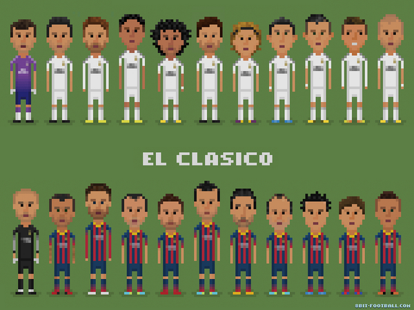 a detailed look at the numbers behind el clasico image credits 8bit football com