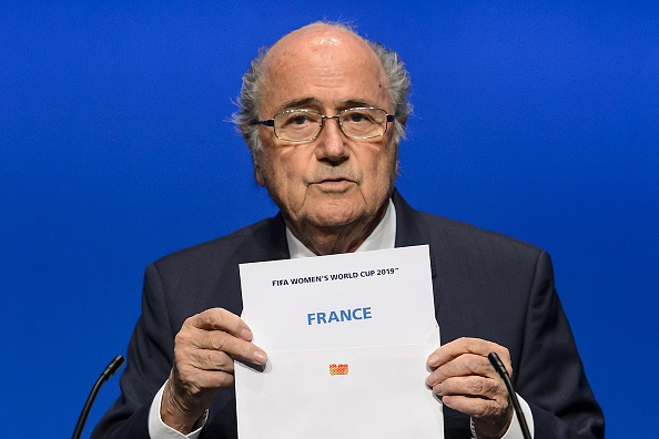FIFA Women's World Cup in 2019 France