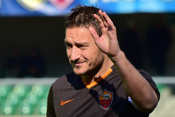 Francesco Totti letter fan car accident