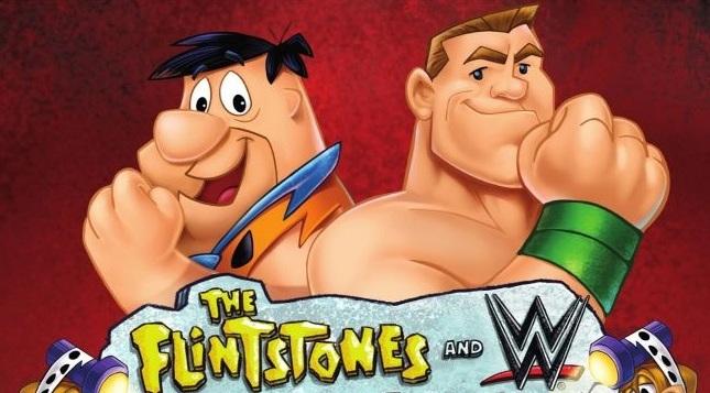Flintstones John Cena