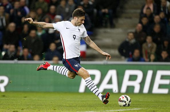 Giroud goal France