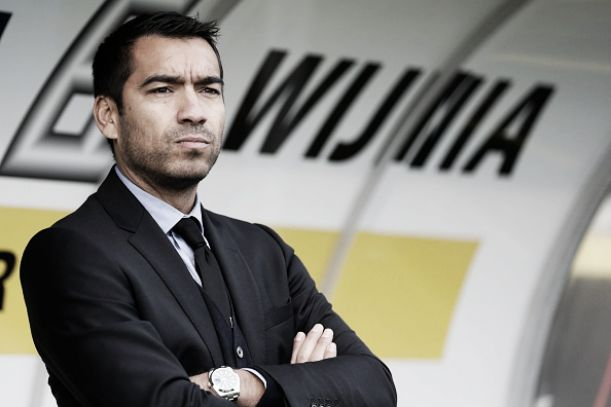 Giovanni van Bronckhorst has been appointed as the new head coach of Feyenoord