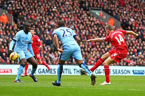 Henderson goal