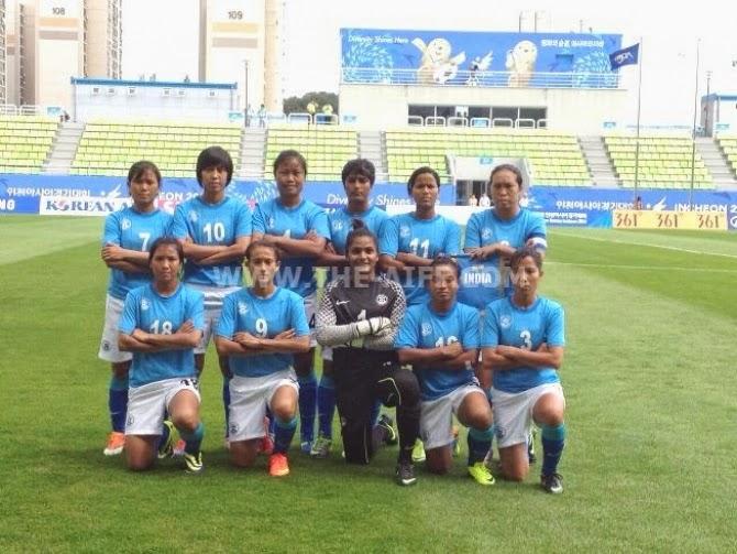 Indian Women Football