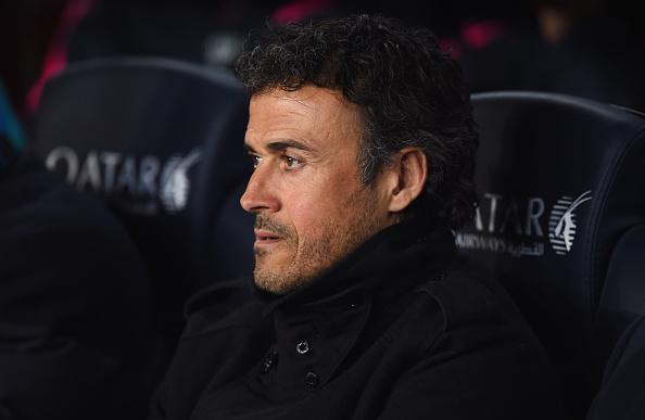Luis Enrique Barca tactics